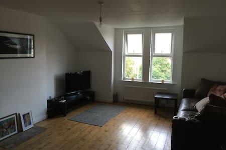 1 double bedroom - West Bridgford