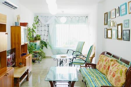 5 минут от моря, Уютная комната в морском стиле - Lakás
