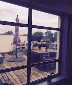 1 bedroom (1bathroom to share) - Willebroek