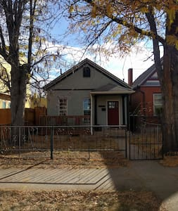Comfy bungalow in RiNo - Denver - Bed & Breakfast