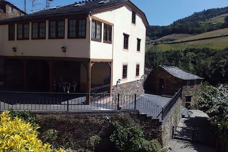 "Casa Rural Taramundi ""El Abedul"" - Flat"