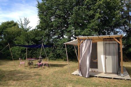 Un bungalow, logement insolite ! - Jouhet