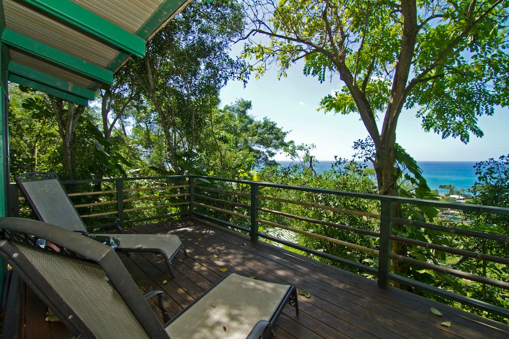 Sunset Beach Treehouse Bungalow Treehouses For Rent