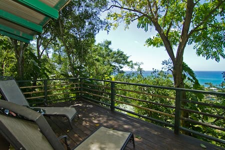 Sunset Beach Treehouse Bungalow !!! - Haleiwa - Cabana en un arbre