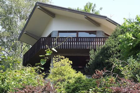 Luxury Villa with Garden - Pettenasco - Villa