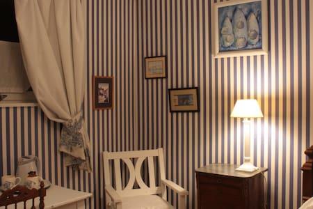 Chambres d'hôtes de charme bleu - Fresnes-au-Mont - Bed & Breakfast