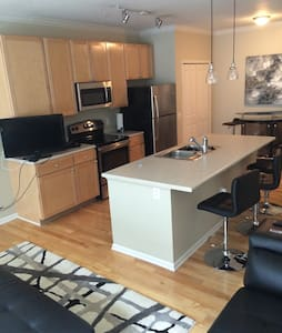 Downtown arena district apartment - Daire