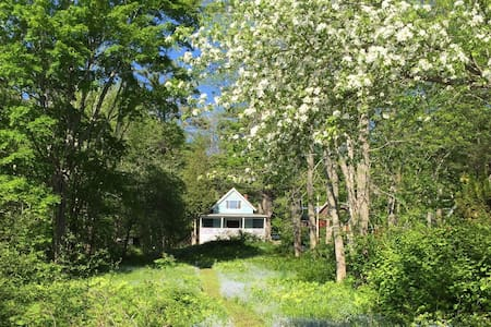 Cottage on Maine's Penobscot River - Verona Island