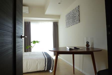 EER#8 Cozy Clean Room near Shinjuku - Apartemen