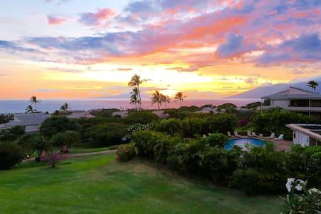 Wailea Ekolu 180 Ocean View Condo - Wailea-Makena