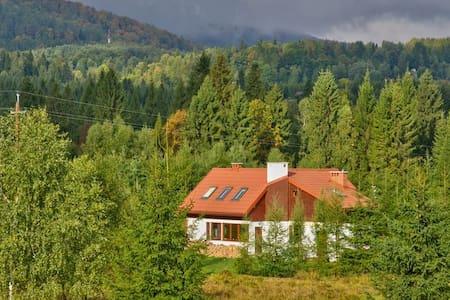 Dom w Bieszczadach - Maison