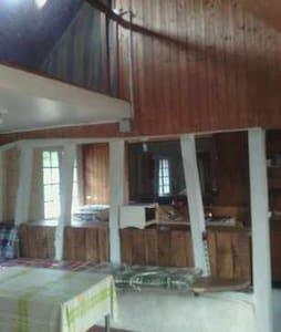 ancienne grange restaurée - Bradiancourt - House