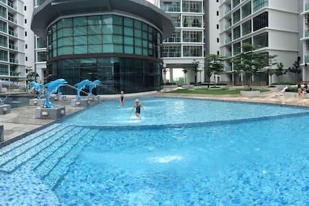 Homestay 温馨单人房服务式公寓 - Johor Bahru - Apartamento