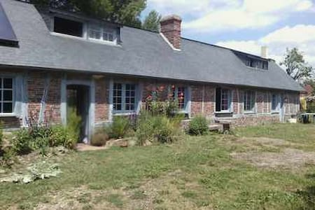 ancienne grange restaurée - Huis