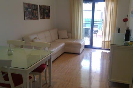 Precioso apartamento frente al mar - Apartment