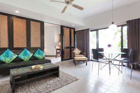 Spacious Waterfront 1-BR Apartment, Laguna Phuket - Choeng Thale - Departamento