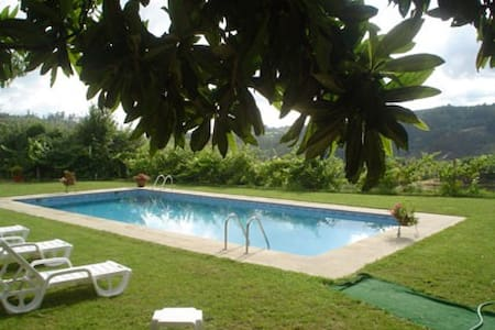 Casa do Espigueiro , with pool. - Marco de Canaveses - Villa