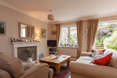 Beautiful Town House in Lymington - Lymington