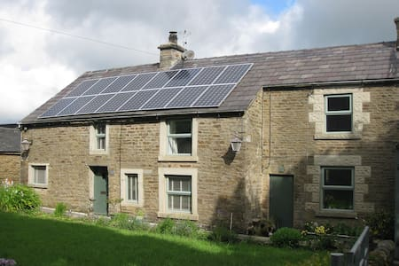 Clough Head Cottage, Nr Buxton - Maison