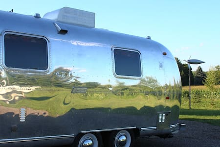 1971 Airstream 25 foot fully redone - Camping-car/caravane