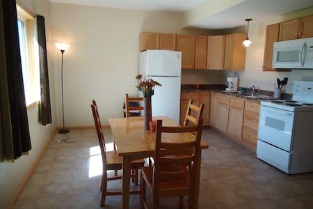Bright Airy Basement Apartment - Appartamento