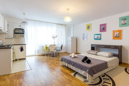 Colours apartment - Cluj-Napoca - Pis