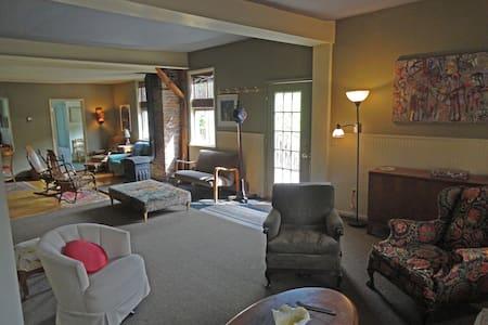 The Adirondack Vacation Loft - Upper Jay