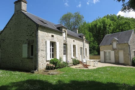 Charming house in Normandy (France) - Hus