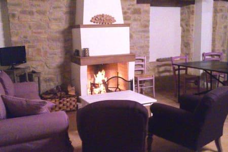 Luxury country apt in Marche region - Serra San Quirico - Apartment