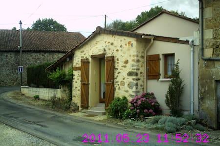Le four de Lombardières - Lussas-et-Nontronneau - House