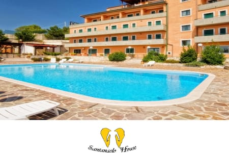 Relax in montagna vicino al mare - Monte Sant'Angelo - Bed & Breakfast