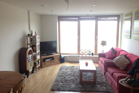 Cosy and Modern two bed apartment - Ringsend - Apartamento