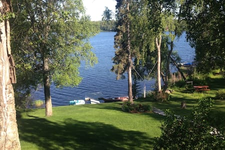 Mary's LakeHouse - The Ivory Room - Bed & Breakfast