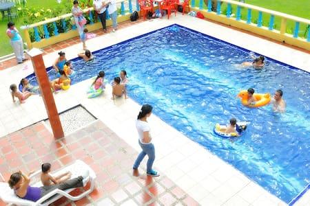hotel campestre la viña descanso - Supía - Villa