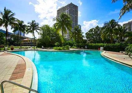 Condo in Sunny Isles by the beach