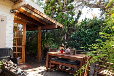Venice Craftsman Private Room, Bath - Los Angeles - Casa