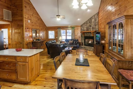 Dancing Bear - Ellijay - Cabin