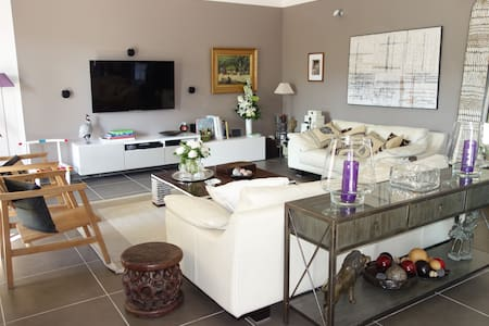Design and friendly, close to Uzes - Talo