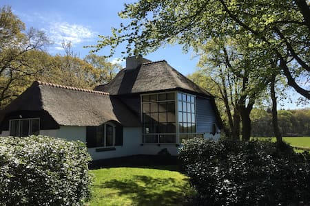 Stunning house near Amsterdam - Ház