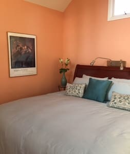 Spacious, Private 3-Room Suite/Downtown Santa Cruz - Santa Cruz - Apartment