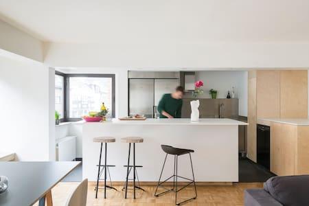 Design apartment in centre Aalst - Lakás