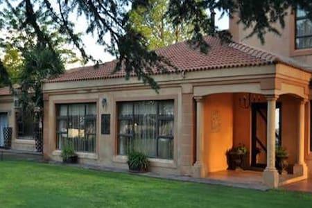 Die Groen Akker - Bloemfontein - Bed & Breakfast