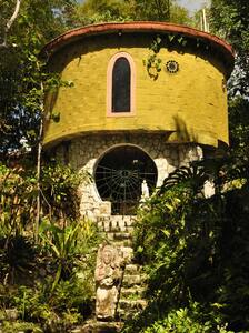 Mountambrin Villa and Gallery - Hus