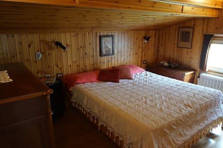 Mansarda Regina in Valtellina - Wohnung