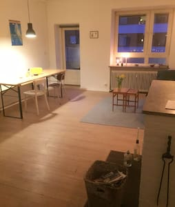 cosy flat in classy Frederiksberg - Frederiksberg - Apartment