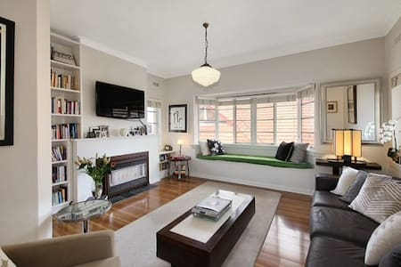 East Melbourne Deco Apartment - East Melbourne - Wohnung