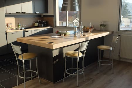 Lovely bright appartment with terrace - Wohnung