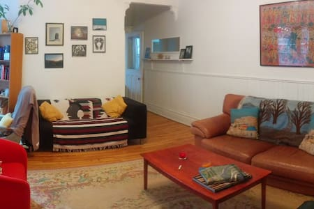 Spacious Room in Outremont/Mile-End