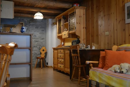 Peter House - La Thuile - Wohnung