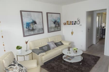 Liebherzen - komfortable Ferienwohnung Nähe HH - Apartamento
